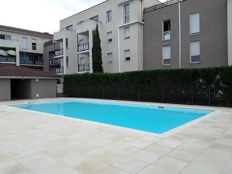 Sale apartment Villefranche sur saone 119000€ - Picture 1