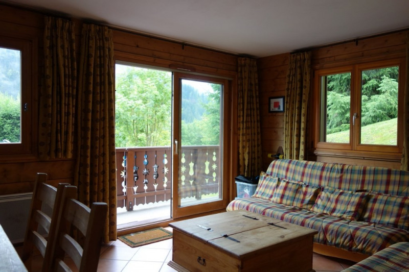 Vente appartement Les houches 300 000€ - Photo 1