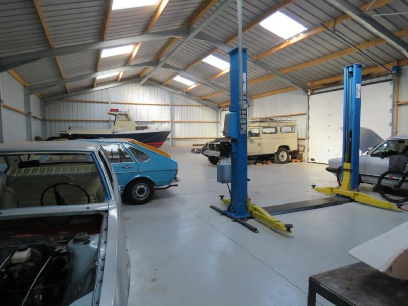 Entrepôt / local industriel lesconil 3 pièce (s) 274 m²