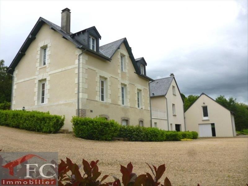 Deluxe sale house / villa Chateau renault 473450€ - Picture 1