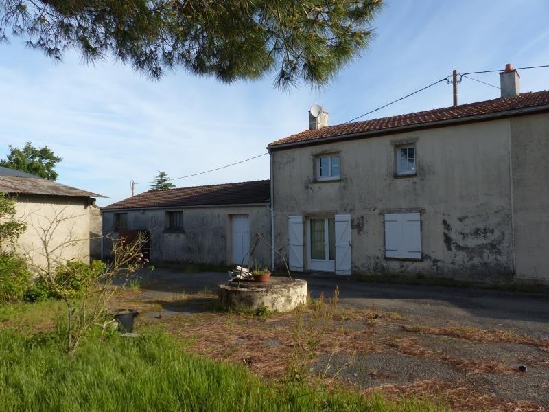 Vente maison / villa Corsept 148400€ - Photo 1