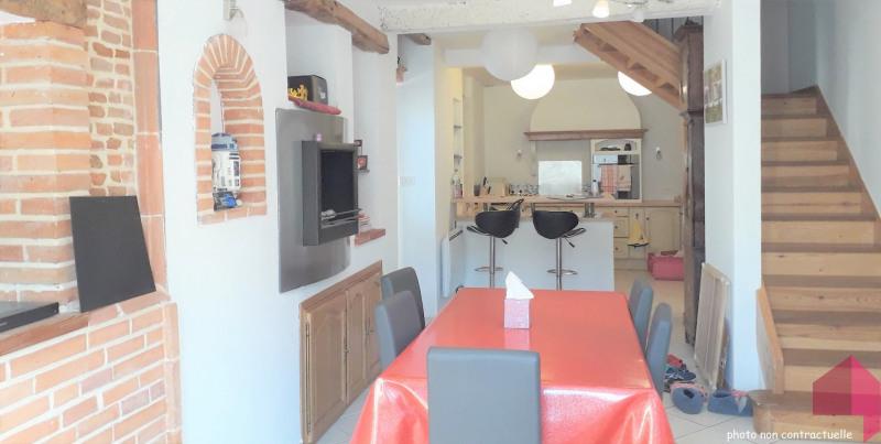 Sale house / villa Baziege 165000€ - Picture 2
