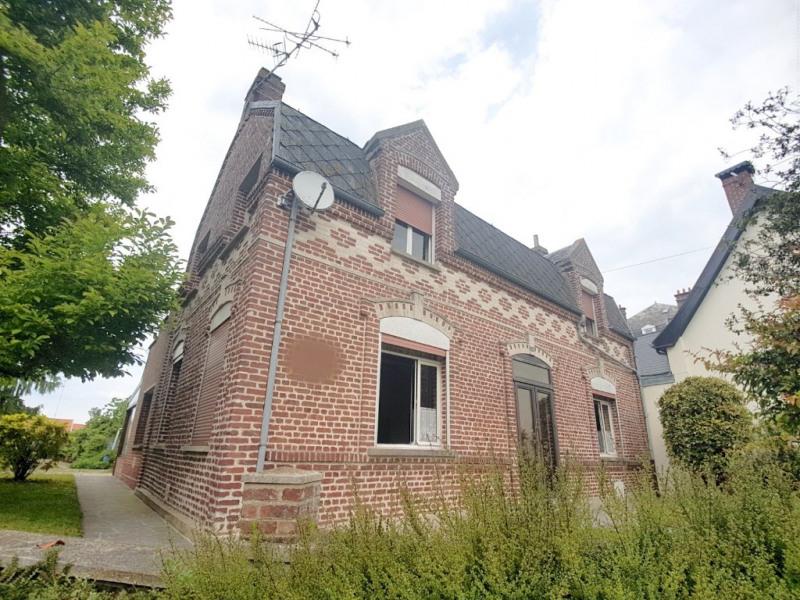 Vente maison / villa Cambrai 130000€ - Photo 1