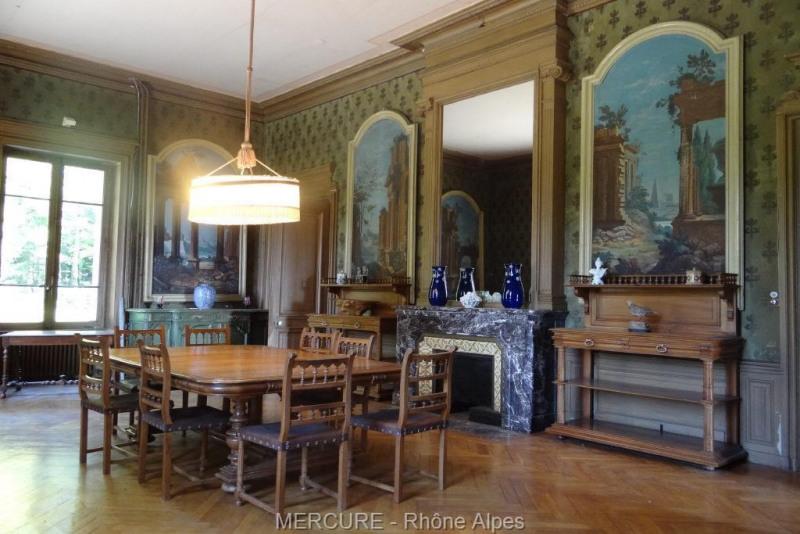 Vente de prestige château Pont-d'ain 1250000€ - Photo 5