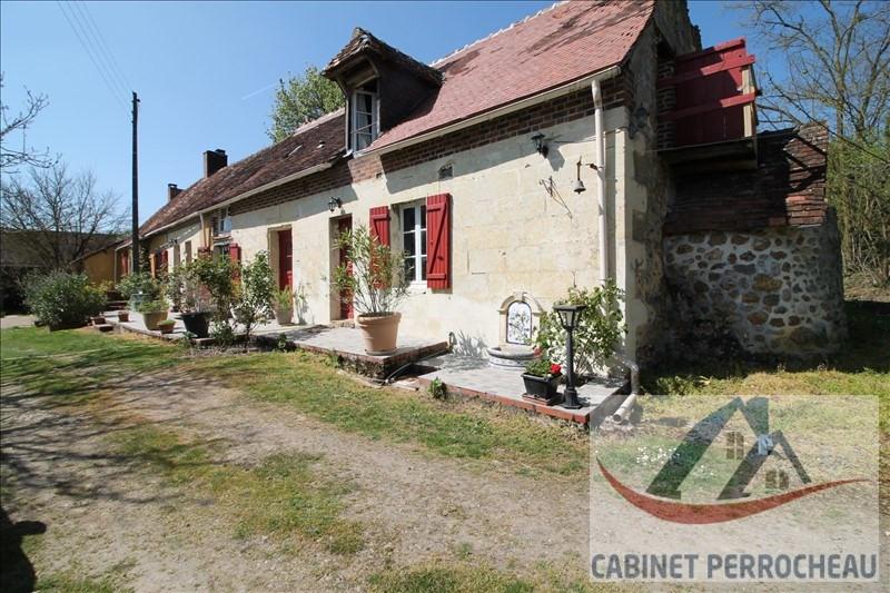 Vente maison / villa La chartre sur le loir 141000€ - Photo 5