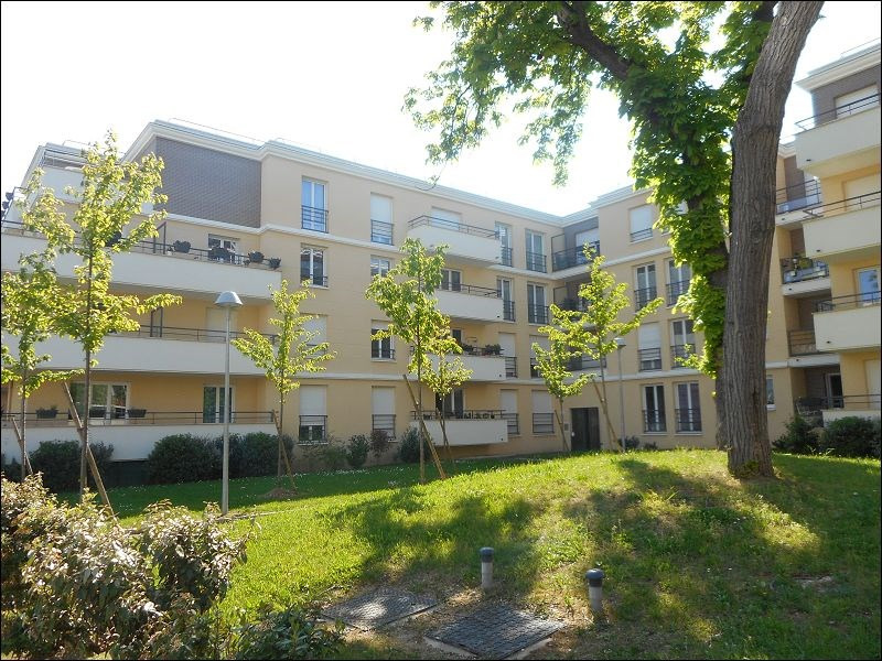 Rental apartment Viry chatillon 628€ CC - Picture 1