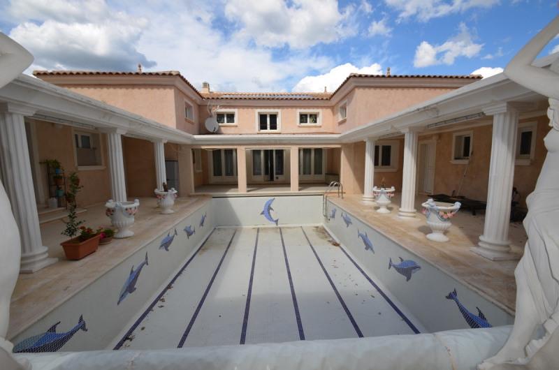 Verkauf von luxusobjekt haus Fayence 550000€ - Fotografie 1