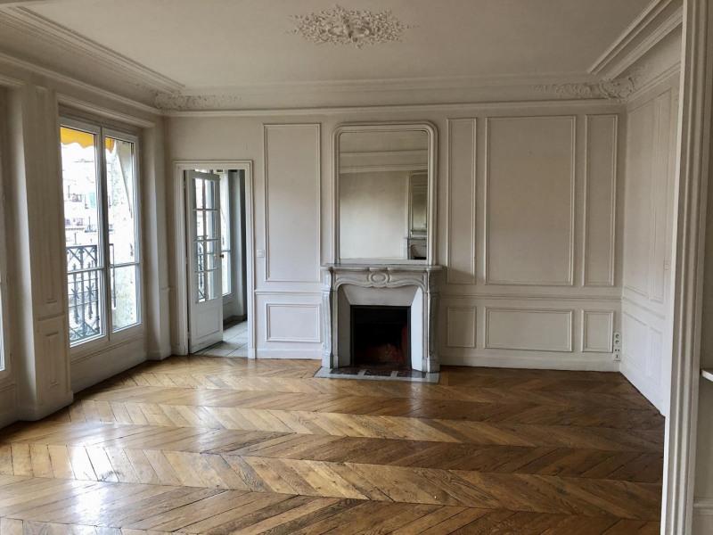 Rental apartment Paris 17ème 3750€ CC - Picture 2