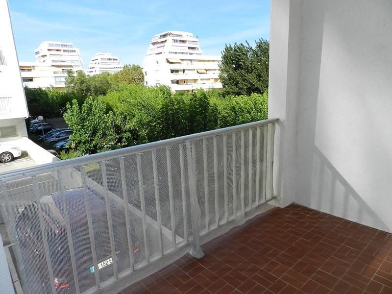 Vermietung von ferienwohnung wohnung La grande motte 325€ - Fotografie 7
