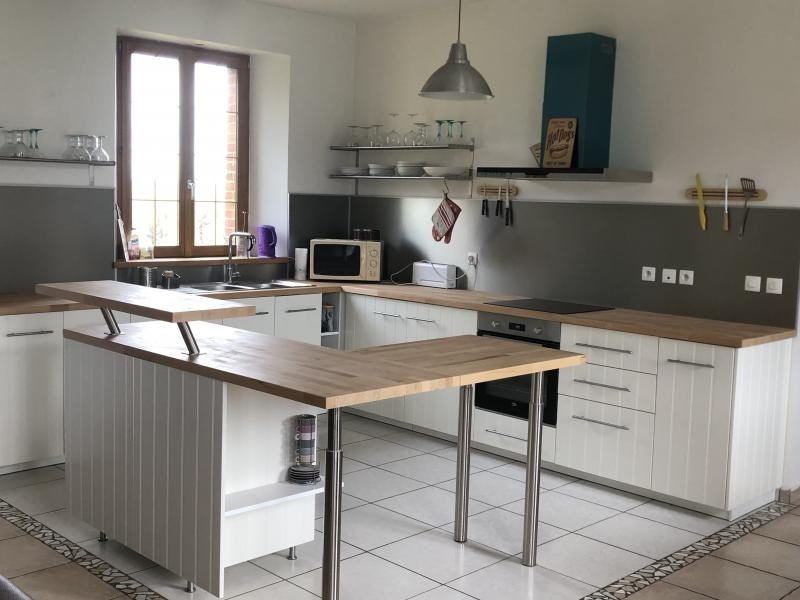 Sale house / villa Bosc le hard 224 000€ - Picture 1