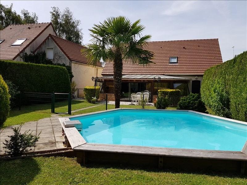 Sale house / villa La queue en brie 424900€ - Picture 3