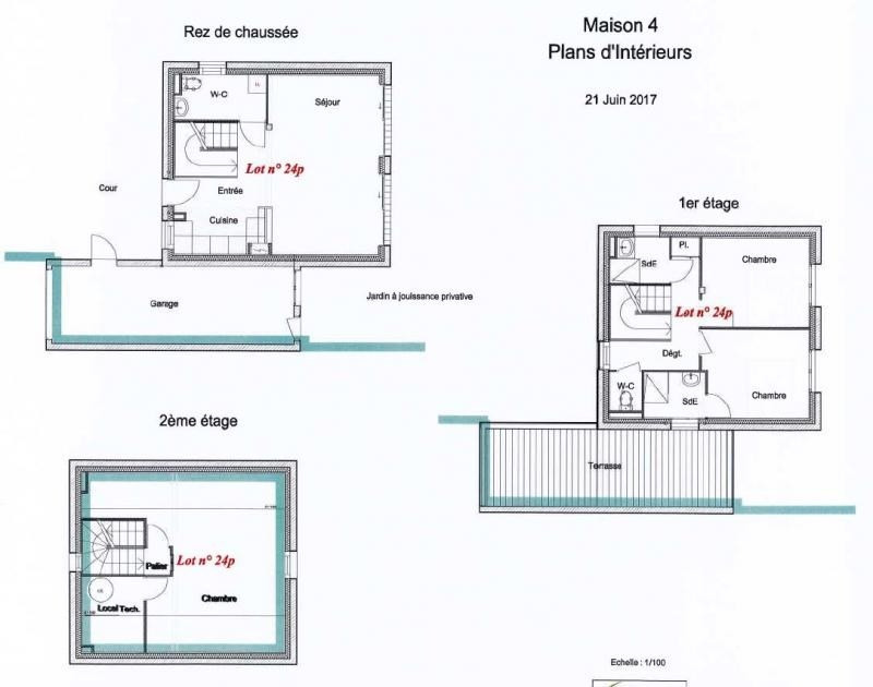 Vente maison / villa Antony 480000€ - Photo 3