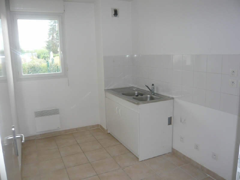 Rental apartment Aussonne 619€ CC - Picture 2