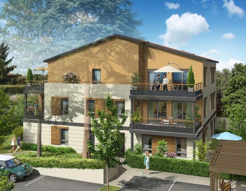 Vente appartement Genas 216927€ - Photo 3