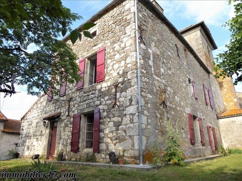 Sale house / villa Prayssas 86400€ - Picture 1