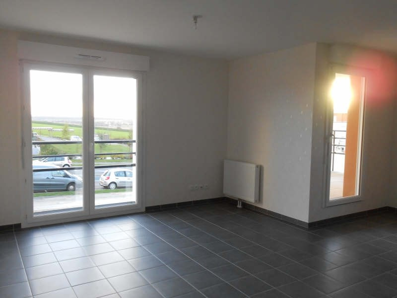 Rental apartment Fleury sur orne 725€ CC - Picture 2