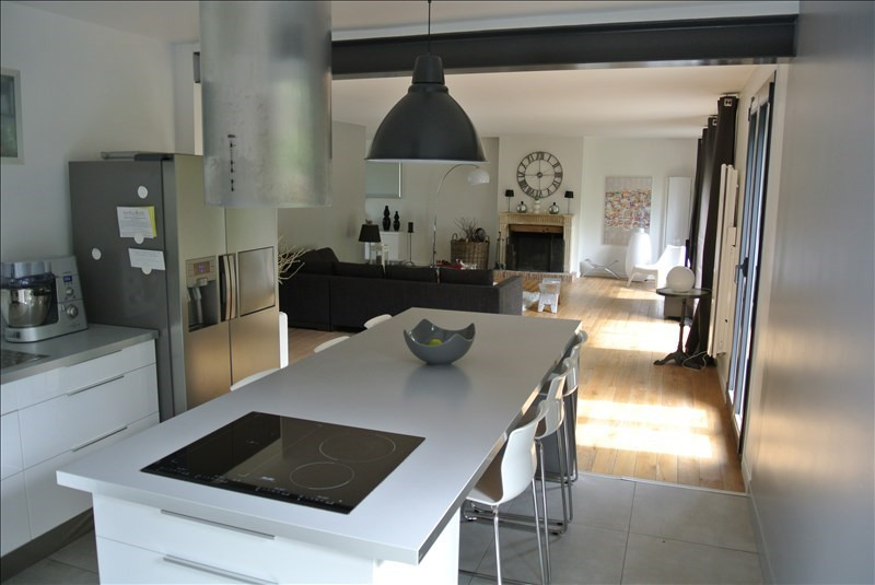 Venta  casa Villennes sur seine 969000€ - Fotografía 6