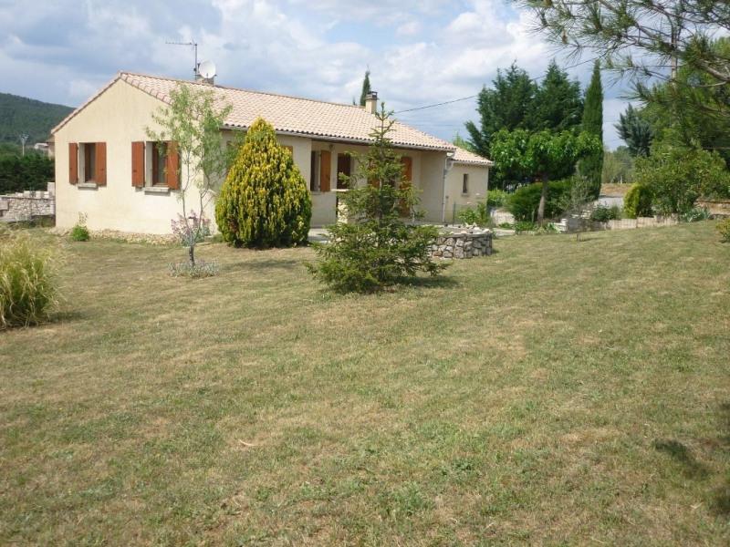 Rental house / villa Lachapelle sous aubenas 662€ CC - Picture 1