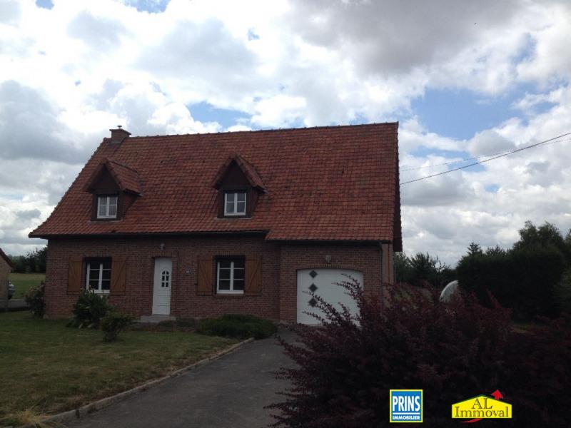 Location maison / villa Blessy 870€ CC - Photo 3