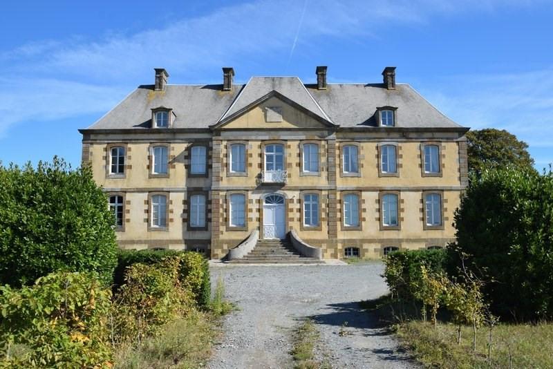 Revenda residencial de prestígio castelo Granville 745500€ - Fotografia 2