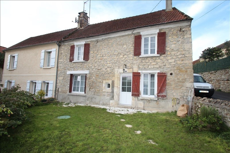 Sale house / villa Nanteuil le haudouin 169000€ - Picture 8