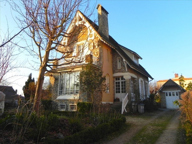 Vente de prestige maison / villa Chanteloup les vignes 590000€ - Photo 1