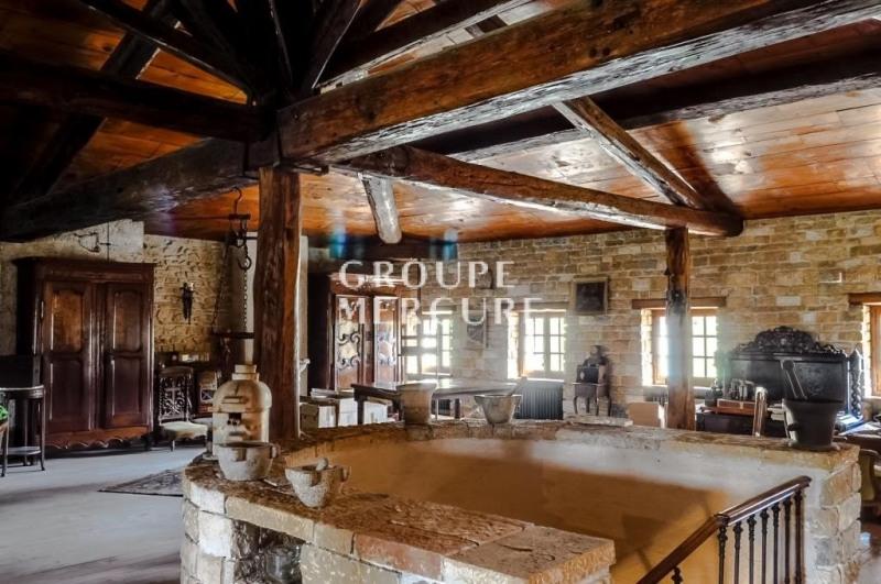 Vente de prestige maison / villa Lyon 1795000€ - Photo 8