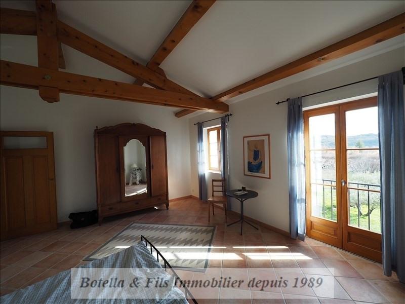 Immobile residenziali di prestigio casa Goudargues 526000€ - Fotografia 8