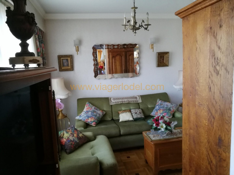 Life annuity apartment Nice 155 500€ - Picture 5