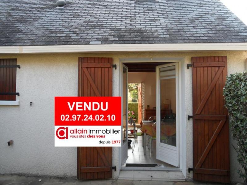Vendita casa Saint philibert 154850€ - Fotografia 1