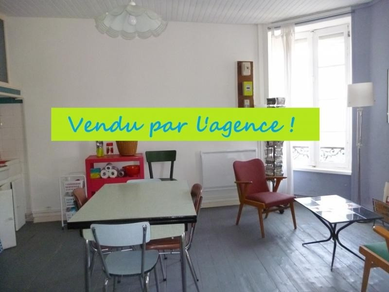 Sale apartment Douarnenez 44 000€ - Picture 1