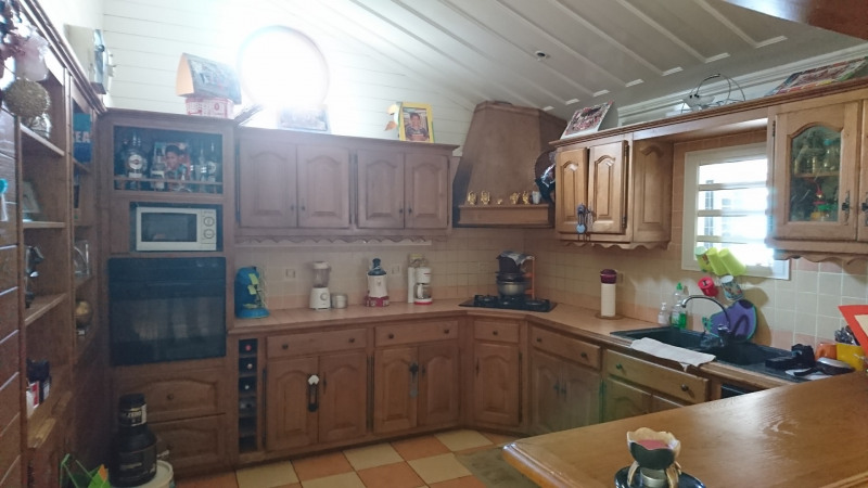 Sale house / villa Bras panon 220 000€ - Picture 1