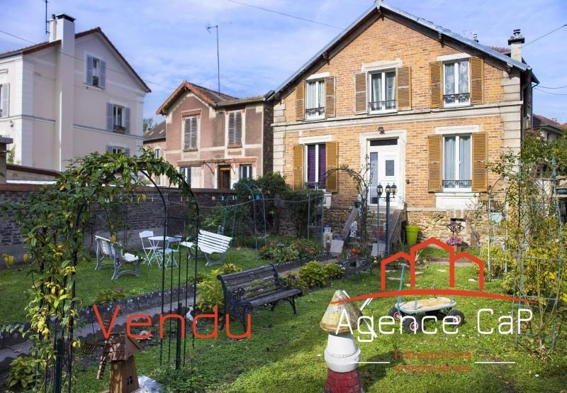 Sale house / villa Viroflay 751900€ - Picture 1