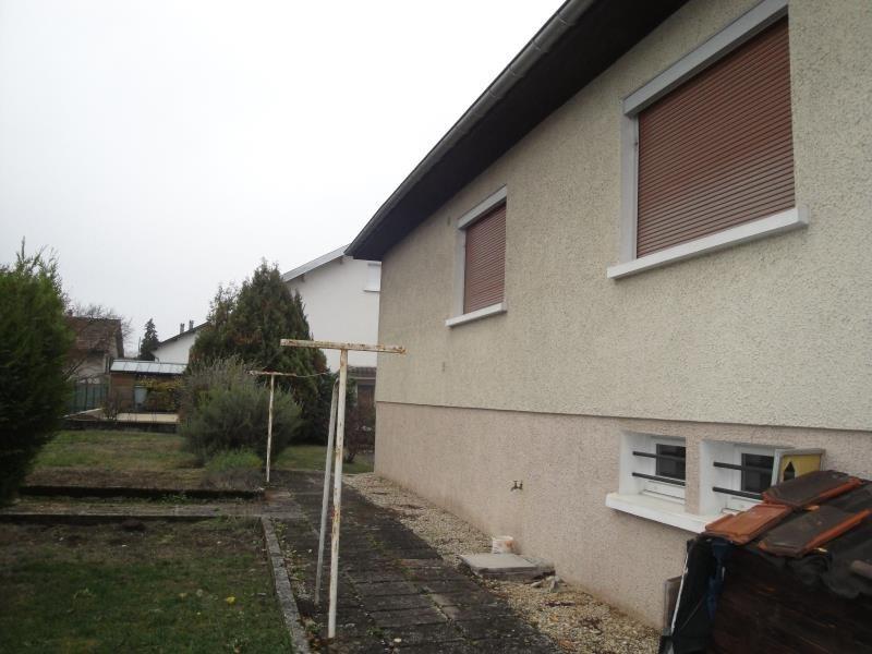 Sale house / villa Valentigney 149000€ - Picture 8