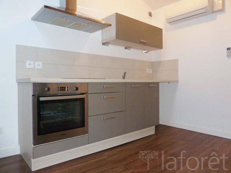 Rental apartment Bourgoin jallieu 485€ CC - Picture 1