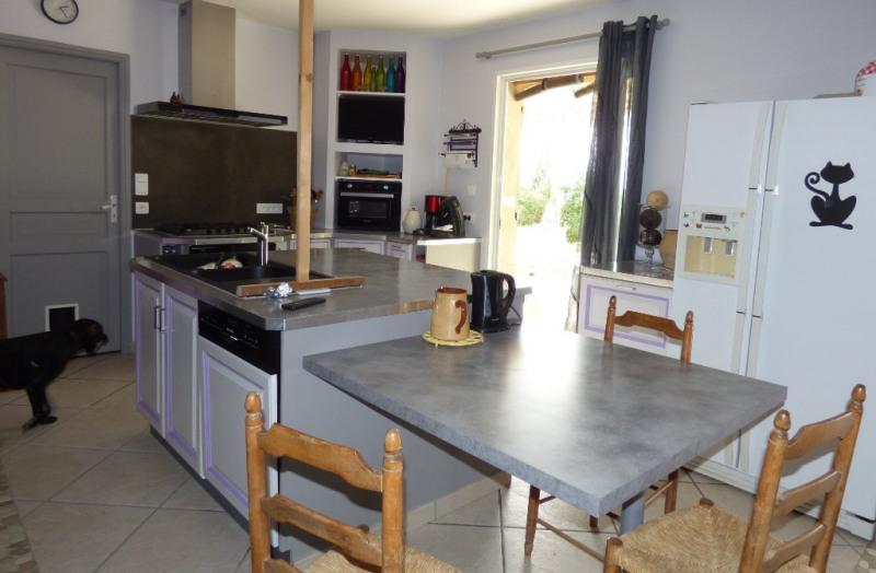 Sale house / villa Chatillon st jean 363000€ - Picture 7
