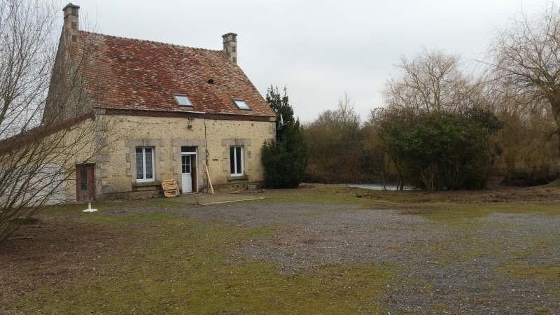 Vente maison / villa Le mele sur sarthe 136500€ - Photo 1