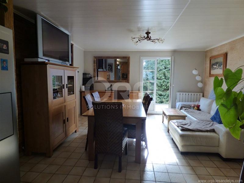 Vente maison / villa Tourny 174000€ - Photo 4