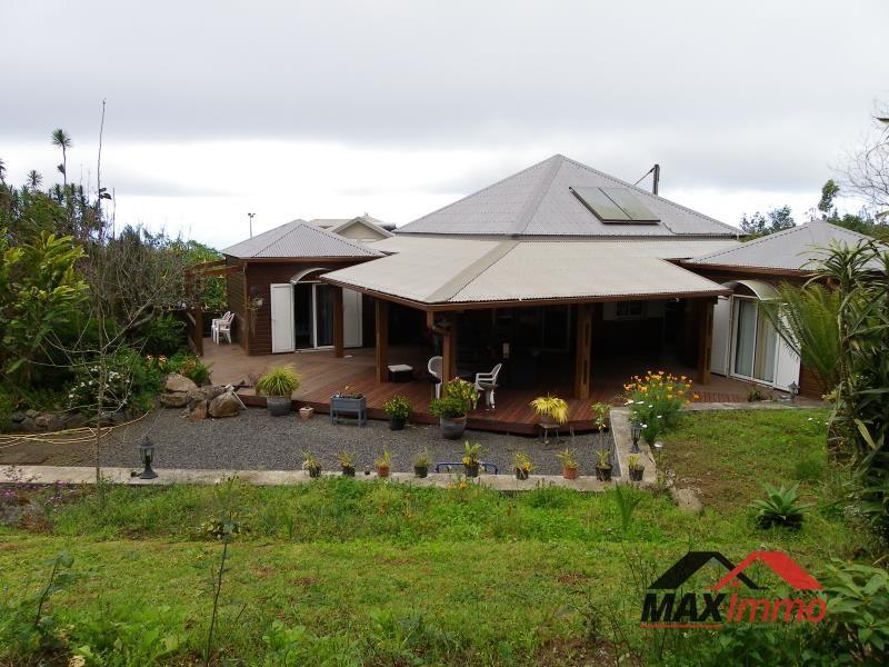 Vente maison / villa Les avirons 290000€ - Photo 1