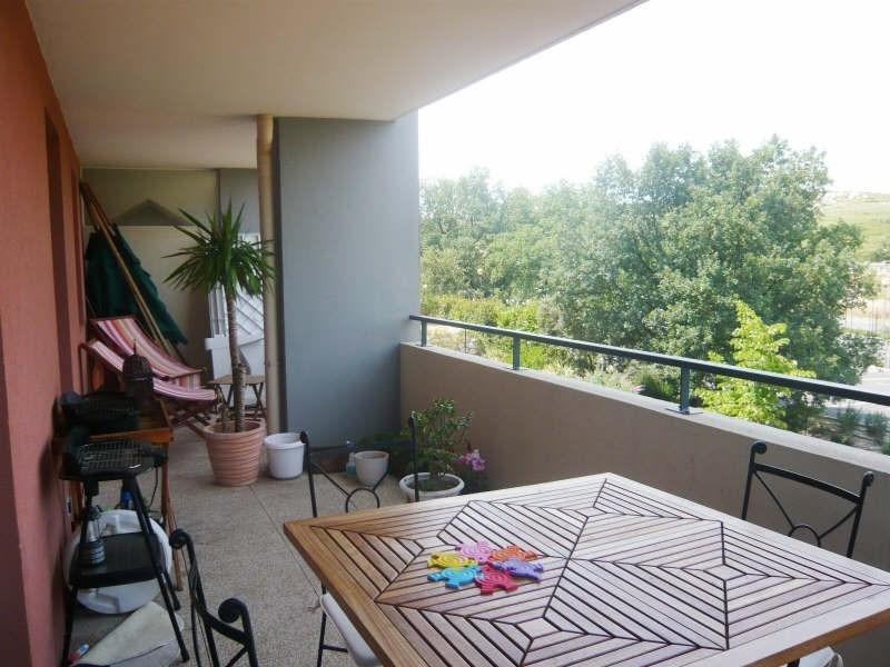 Rental apartment Les milles 888€ CC - Picture 1