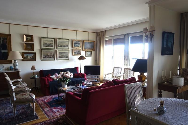 Sale apartment Paris 16ème 880000€ - Picture 2