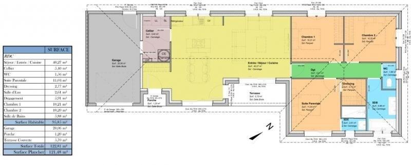 Sale house / villa Jurancon 255000€ - Picture 2