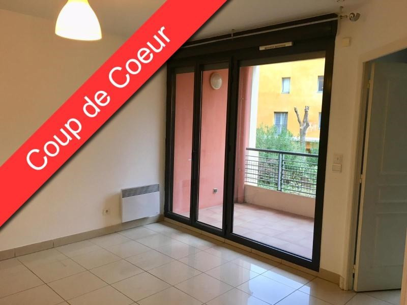 Location appartement Aix en provence 871€ CC - Photo 1
