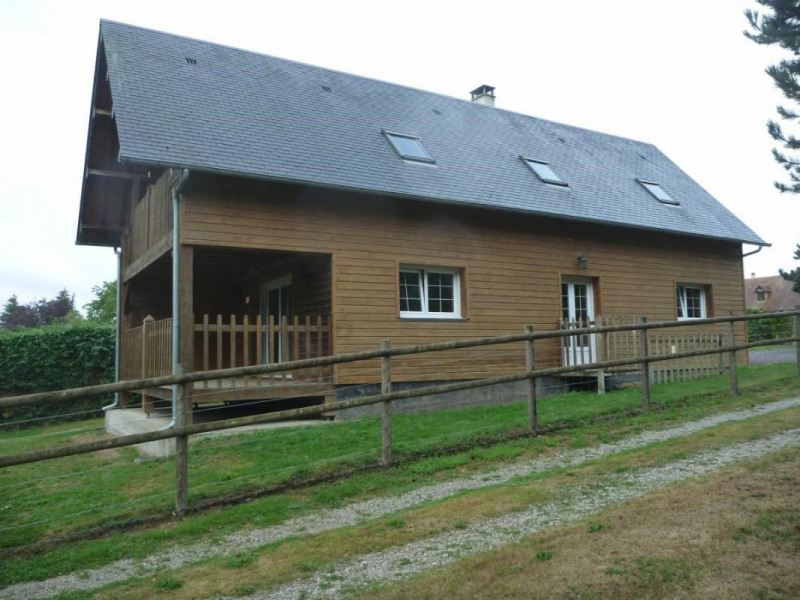 Vente maison / villa Saint-cyr-du-ronceray 162750€ - Photo 1