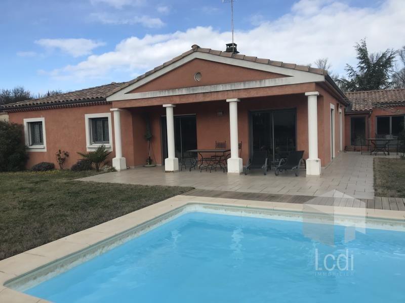 Vente maison / villa Montboucher-sur-jabron 388000€ - Photo 1