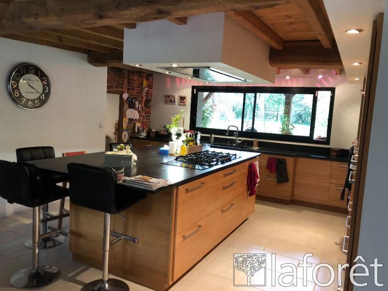 Vente de prestige maison / villa Fossiat 520000€ - Photo 6