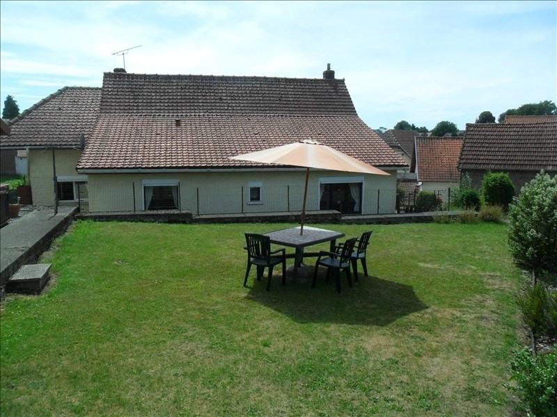 Sale house / villa Bucquoy 150000€ - Picture 9