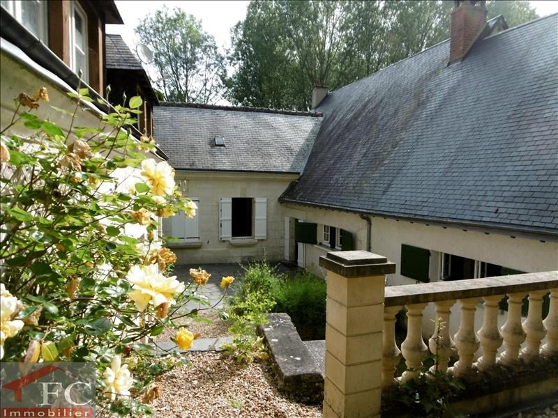 Sale house / villa Chemille sur deme 238950€ - Picture 7