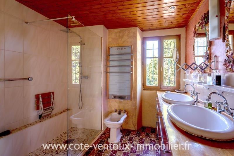 Vente de prestige maison / villa Mazan 570000€ - Photo 9