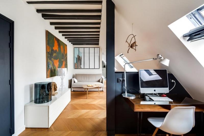 Vente appartement Paris 17ème 697000€ - Photo 5